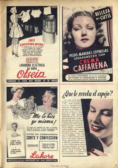 Mujer, No. 168, June, 1951 - 28
