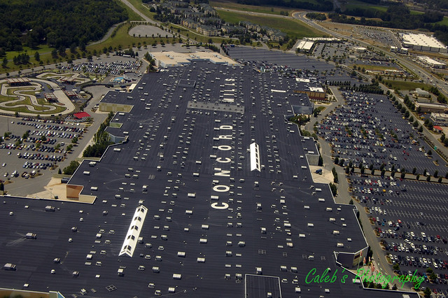 Concord Mills-Brittany's Flight Departing KJQF 7-22-09 | Flickr ...