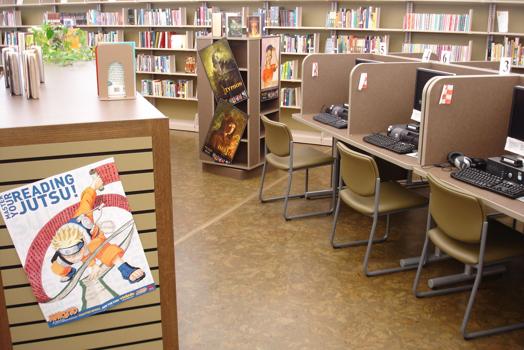 Topeka library
