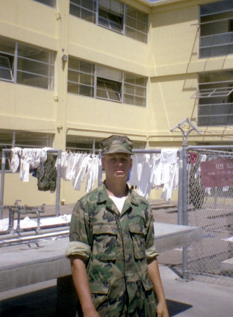 Marine Corps Recruit Depot San Diego 1981 Flickr