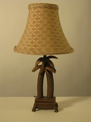 Palm Tree Lamp rental, lighting rental. rentals, Set Designer, sets, designer.