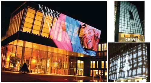 Photo - Basic advantages of using led facade lighting for your home ...