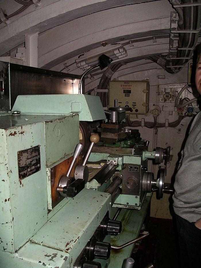 Un coloso de los mares submarino tiphoon taringa for Interior submarino