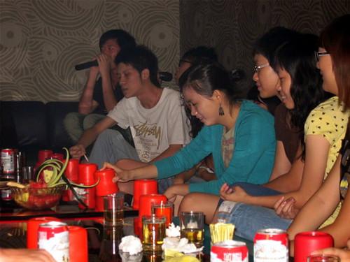 小学同学聚会2008