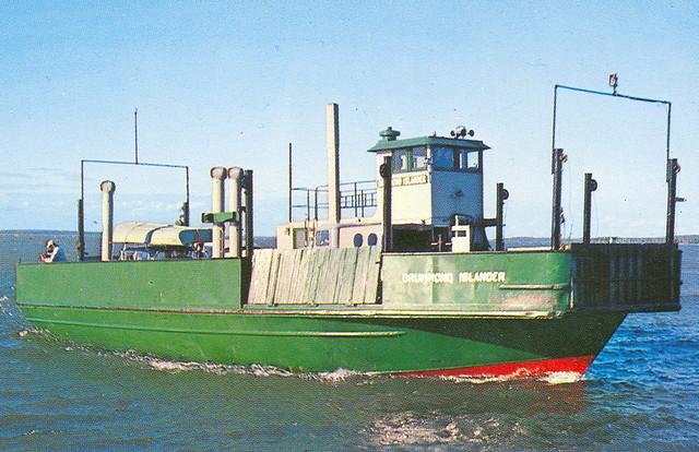Drummond Island Ferry Webcam