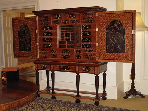 Jewelley Cabinet, Government House, Canberra
