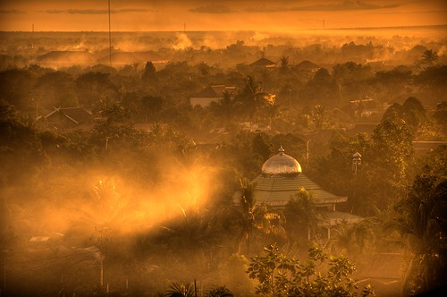 photoshop indonesia landscape mosque portfolio hdr episode1 kalimantan webalbum