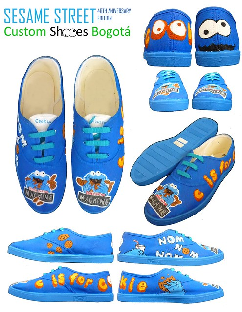 Shoes Sesame Street Girls