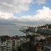 Small photo of Izmir from the elevator