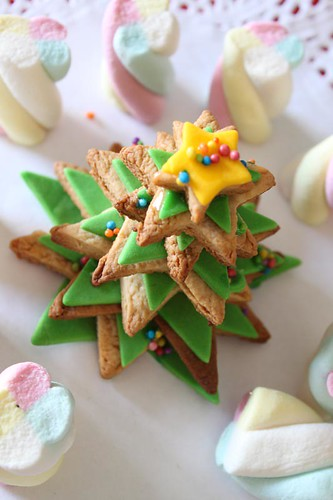 Cookie Xmas Tree