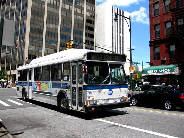 Mta Bus 751 Flickr Photo Sharing