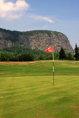 pitch and putt, grass, sports, golf, golf course, meadow, ball game, grassland,