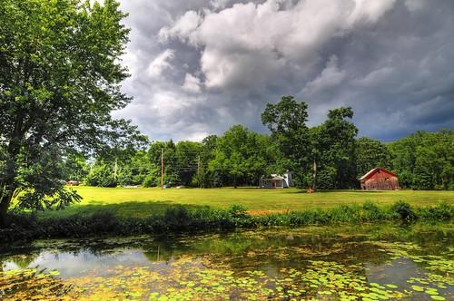 ohio summer sky weather landscape geotagged nikon hdr d300 photomatixpro canalfultonohio starkcountyohio nikongp1 tokinaatx124prodxii