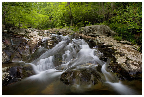 White Oak Canyon - Shenandoah National Park