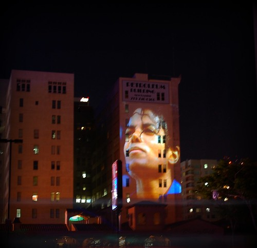 Michael Jackson Tribute/Memorial ~ Nokia Theatre, Los Angeles, Ca