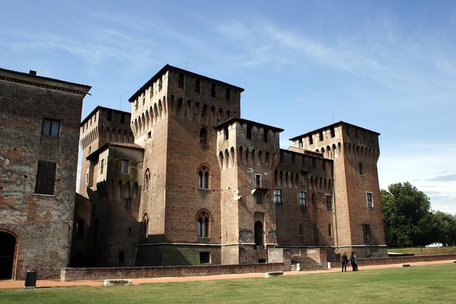 Mantova: Castello di San Giorgio