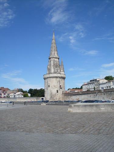 2008.08.05.037 - LA ROCHELLE - Vieux-Port - Tour de la Lanterne