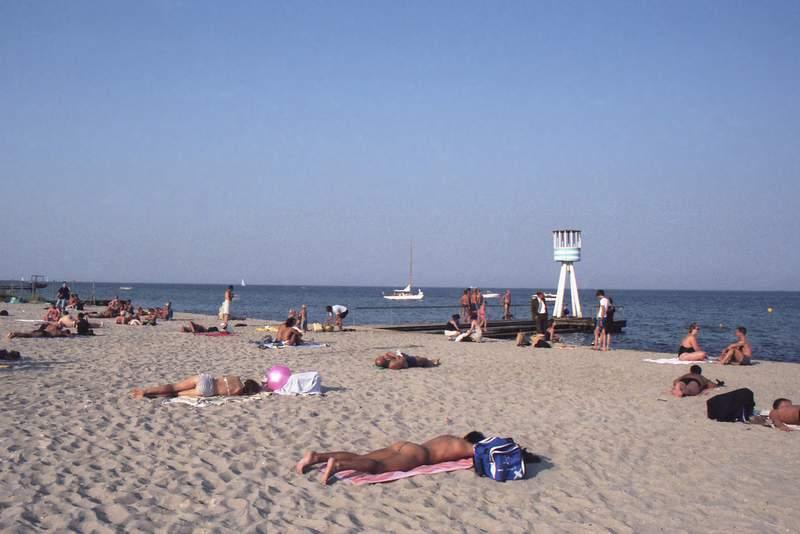Nude Bellevue Beach Denmark-9291