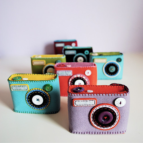 """Degicame"" Camera Camera Cases"