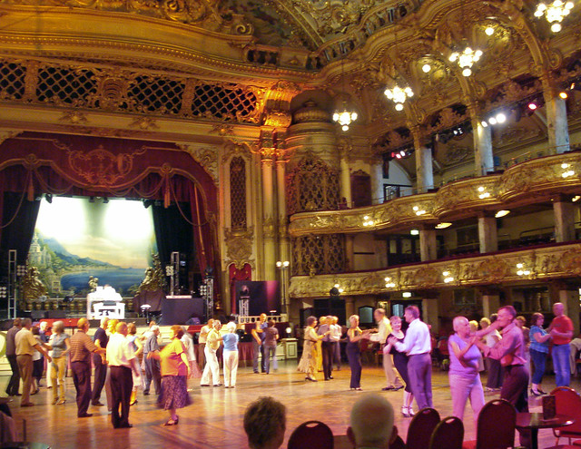 Blackpool Tower Tea Rooms