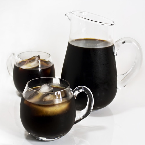 Cold Brewed Iced Coffee Delementals