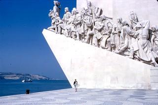 Explorer monument