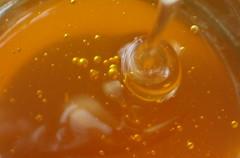 乾燥肌にはハチミツをプラス