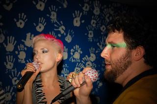 David and Cammila: Karaoke