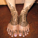 Sandeep bridal feet