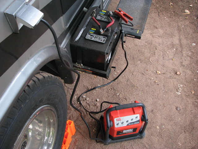Can I Use A Car Battery To Start My Generator