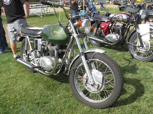 BSA A65 Motorcycle - 1971