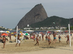 Beach volleyball in Rio