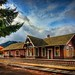 Issaquah Train Depot HDR