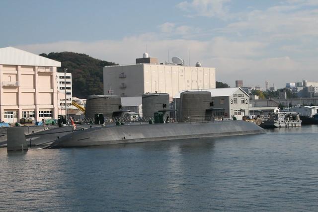 おやしお型潜水艦の画像 p1_15