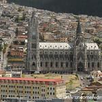 Basilica del Veto Nacional - Quito, Ecuador