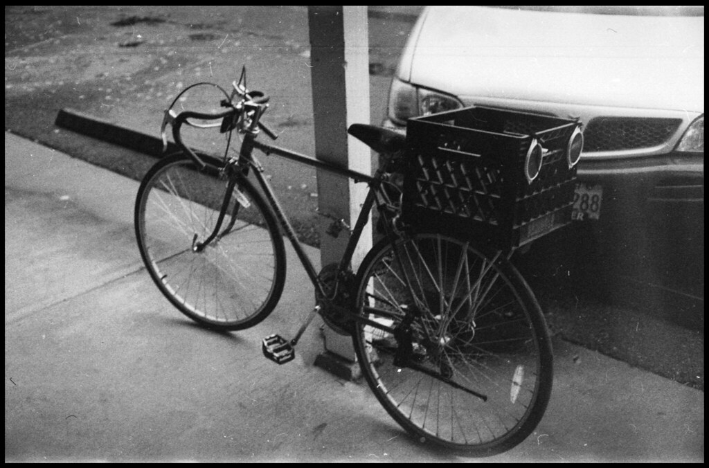 Bicycle 1970 Tri-X