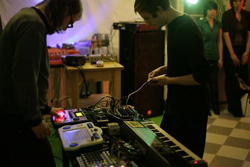 Hermanni ja Juuso at Ptarmigan. photo by anttia