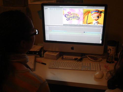 Gwyn Emma remixing video2