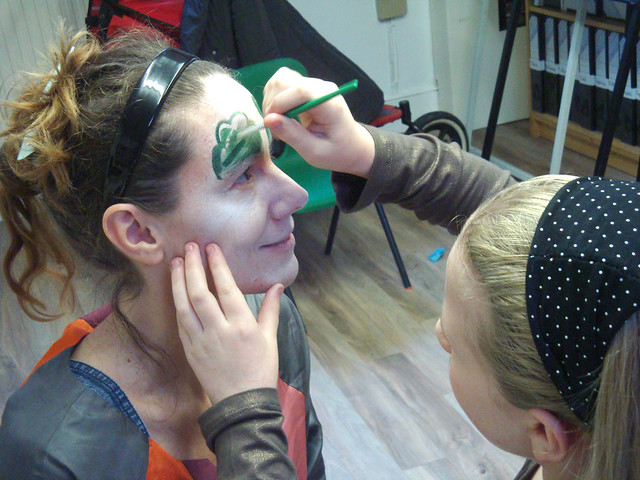 Face Painting Greenwich Ct