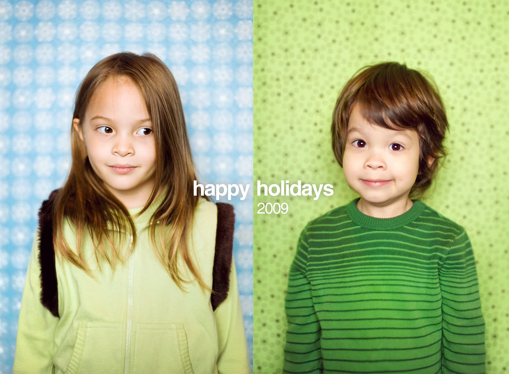 Happy Holidays - Xmas Card
