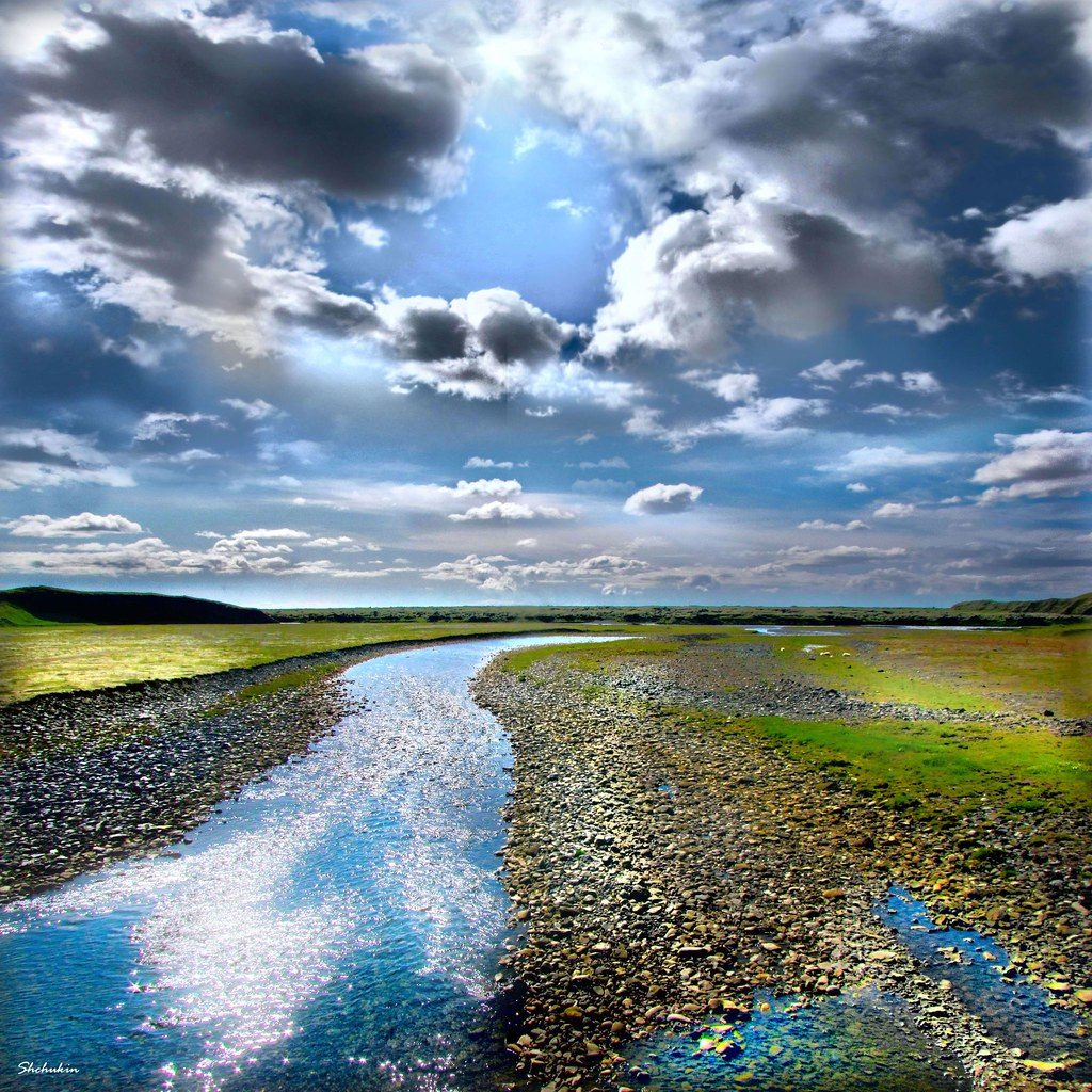 Icelandic landscape #14