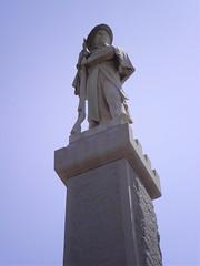 102/365:  'Confederate Dead' Monument