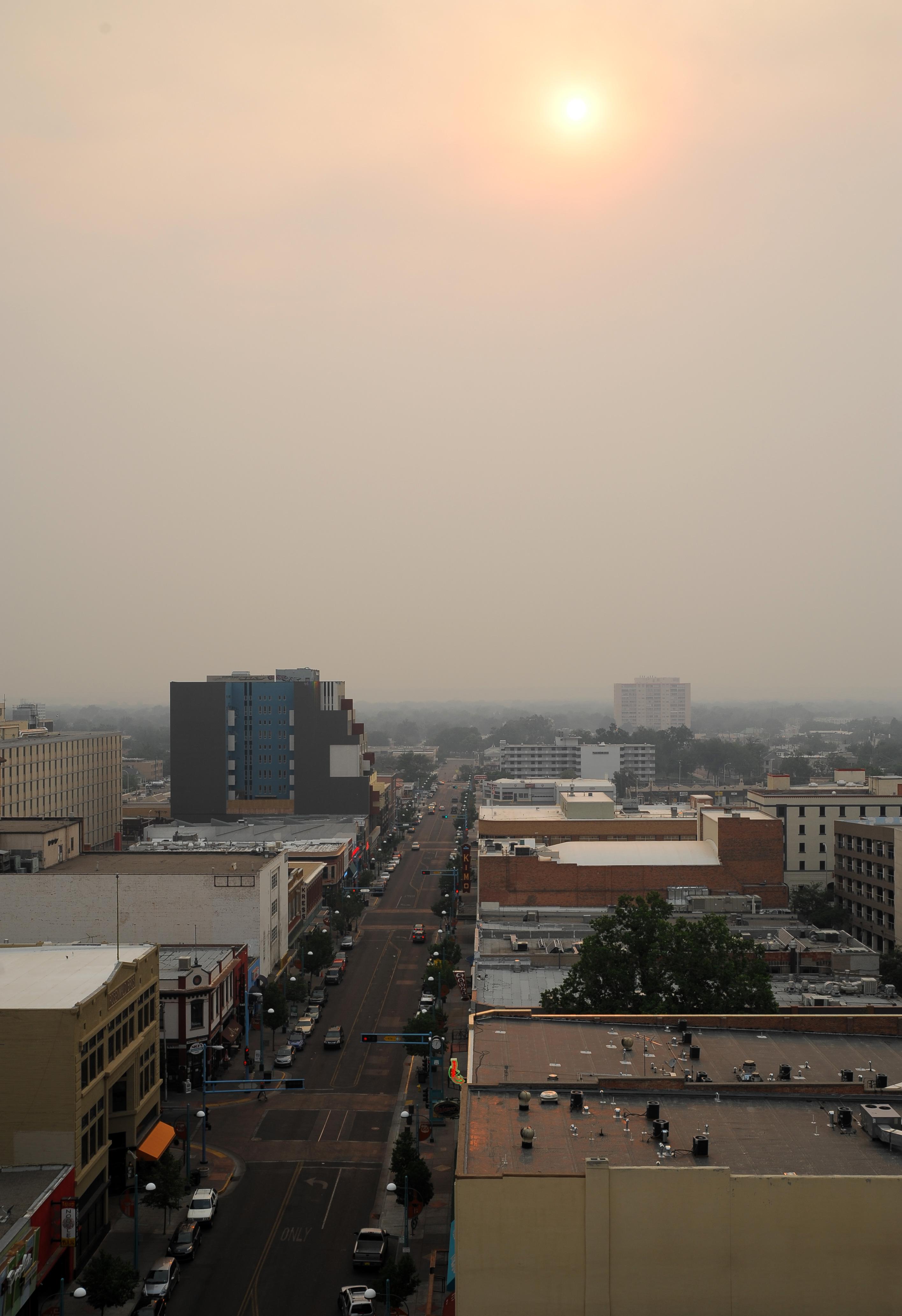 Albuquerque, New Mexico (NM) profile: population, maps ...
