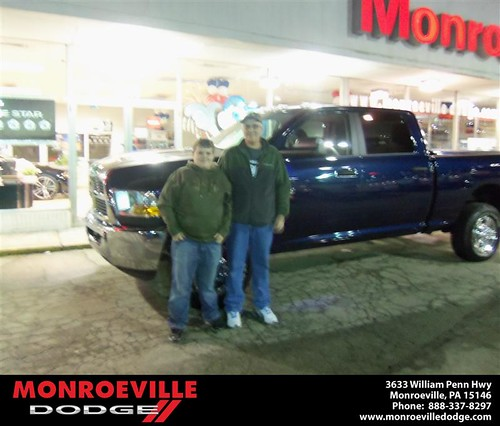 #HappyBirthday to Marty G Goss from Ronald Mcclelland  at Monroeville Dodge! by Monroeville Dodge