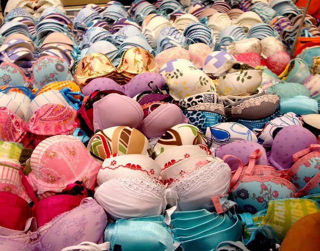 Colorful Bras