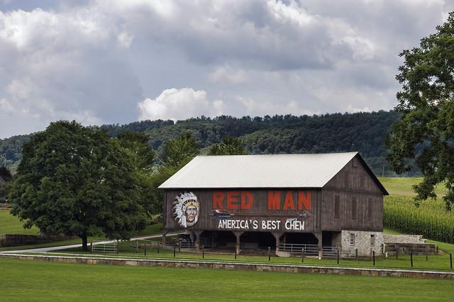 Vintage Barn Advertising A Gallery On Flickr