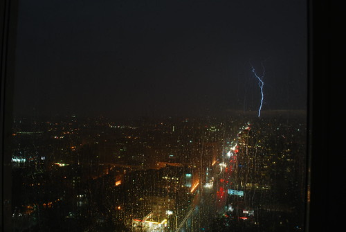Lightning at Spadina!