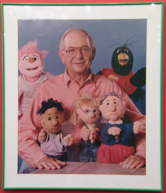 DO2007 25 - CBC Museum - Mr. Dressup (Ernie Coombs) and friends