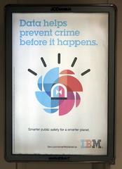 IBM precrime