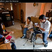 Interview at Ulises' place for Atractor